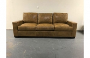 Ample Leather Sofas