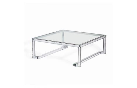 Ava Square Cocktail Table
