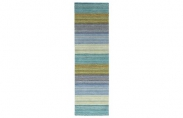 Brushstroke Rug Blue