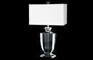 Crystal Rectangular Lamp