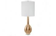 Fluted Ceramic Lamp