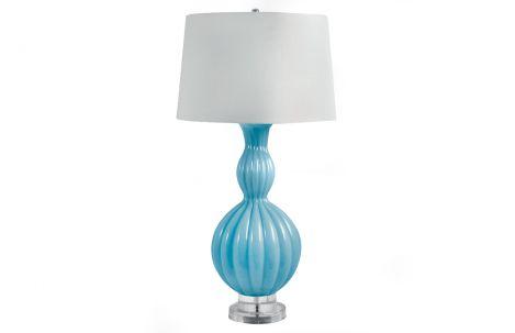 Glass Gourd Lamp