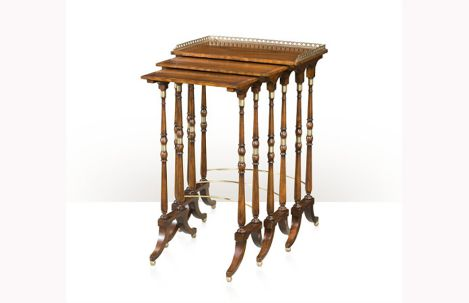 Nest Of Three Table