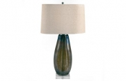 Oval Sand Glass Lamp