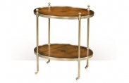 Oval Tiers Tables