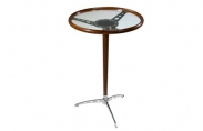 Racer End Table