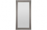 Upholstered Floor Mirror