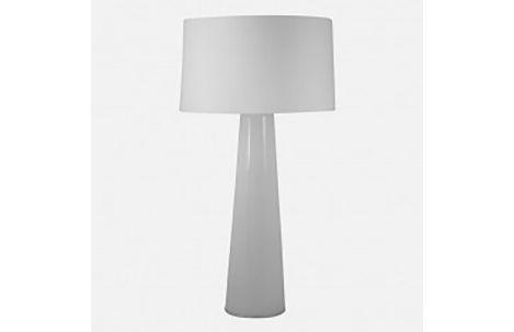 White Obelisk Lamp