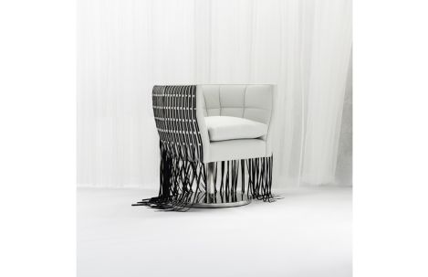 Elan S Fringe Chair